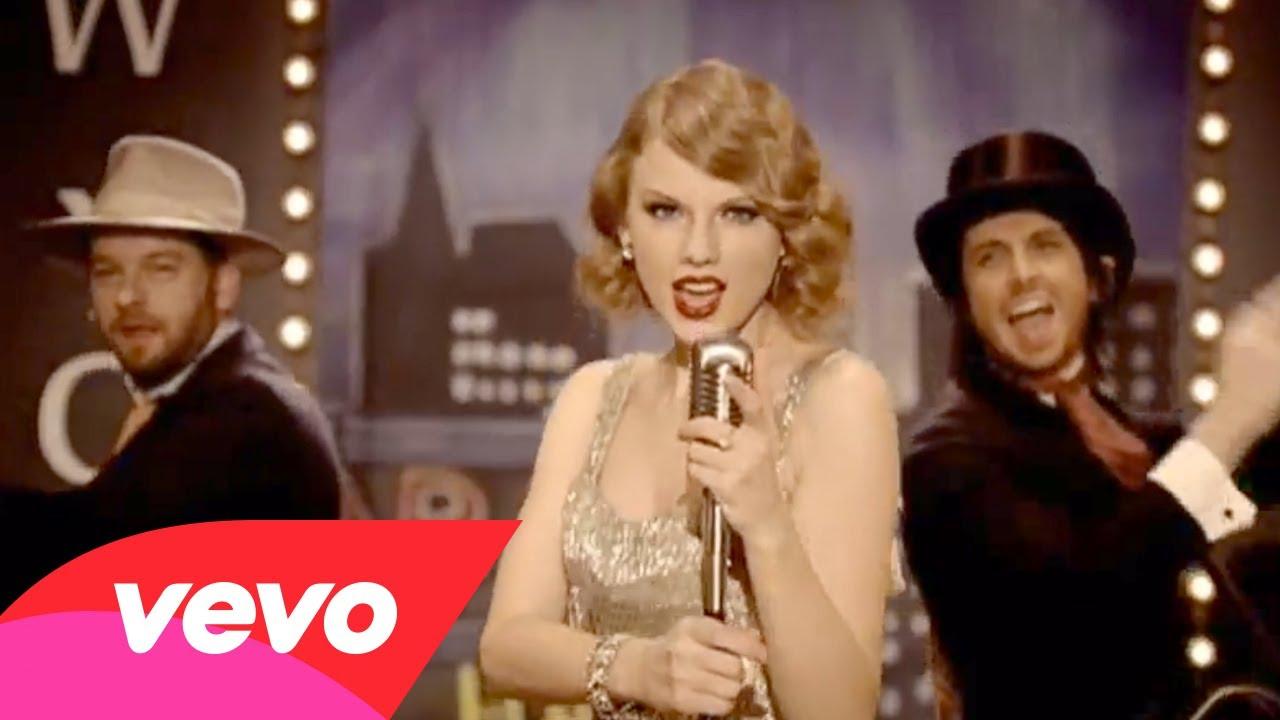 世界が恋するシンガーソングライター『Taylor Swift-人気曲ランキング』