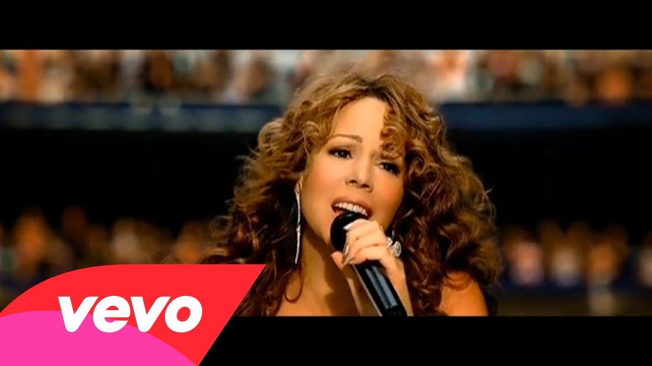 トータルセールス2億4000万枚以上を記録『Mariah Careyマライヤキャリー人気曲ランキング』1-10位