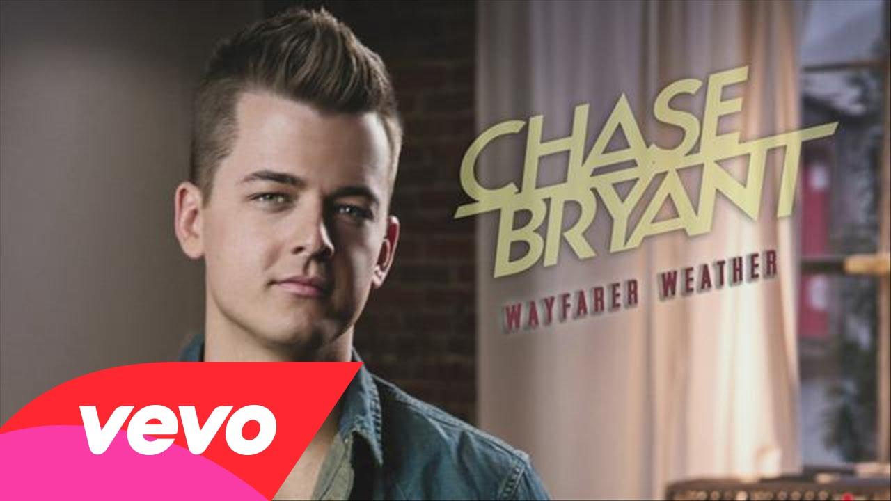 カントリーミュージックのシンガーソングライター『Chase Bryant 人気曲ランキング』
