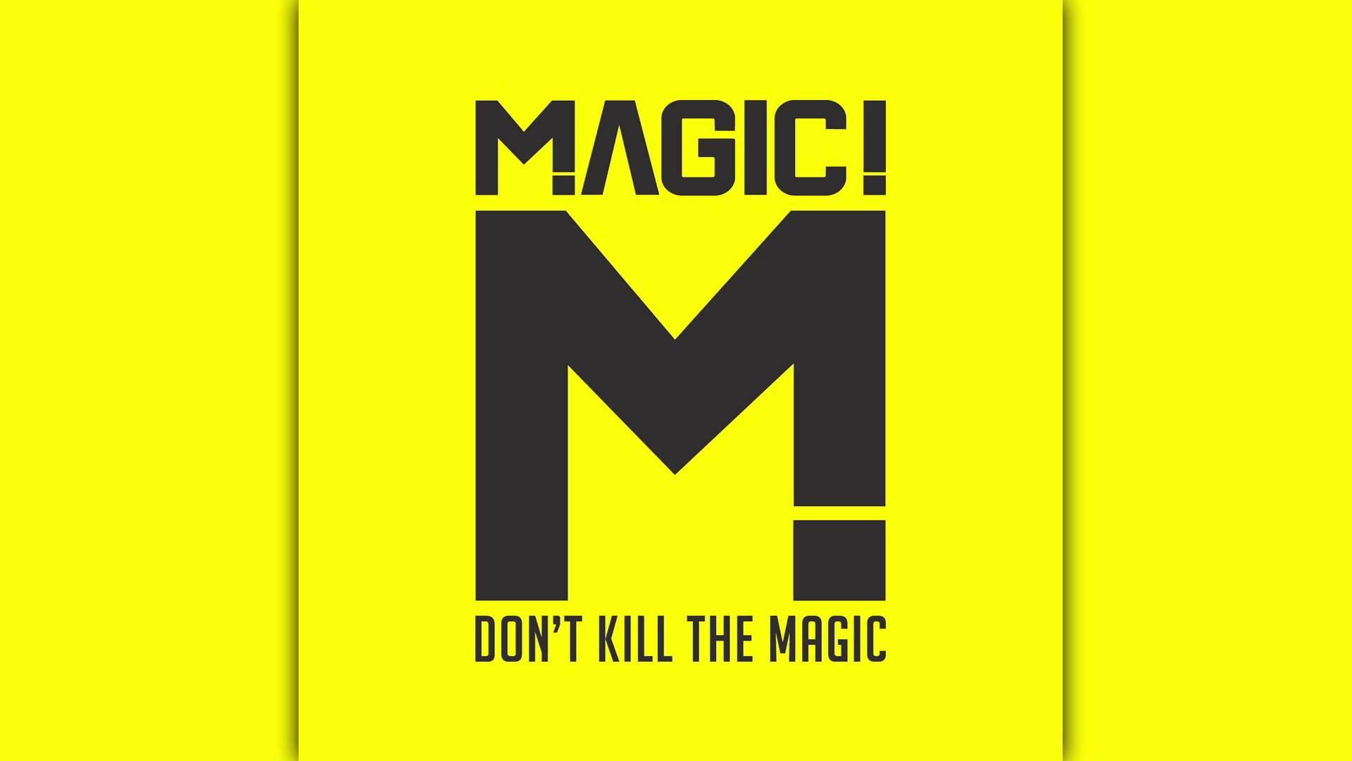 カナダ出身の4人組レゲエポップバンド MAGIC! 人気曲ランキング