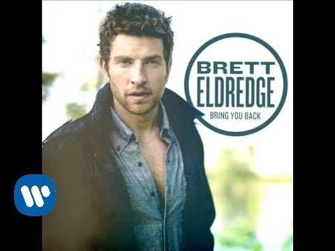 ザ·グラスカルズのテリー·エルドリッジのいとこ『Brett Eldredge 人気曲ランキング』