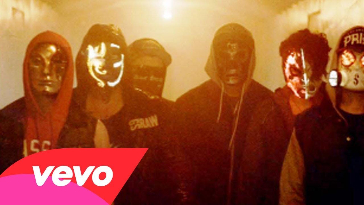 メンバー全員が覆面のロックバンド『Hollwood Undead 人気曲ランキング』