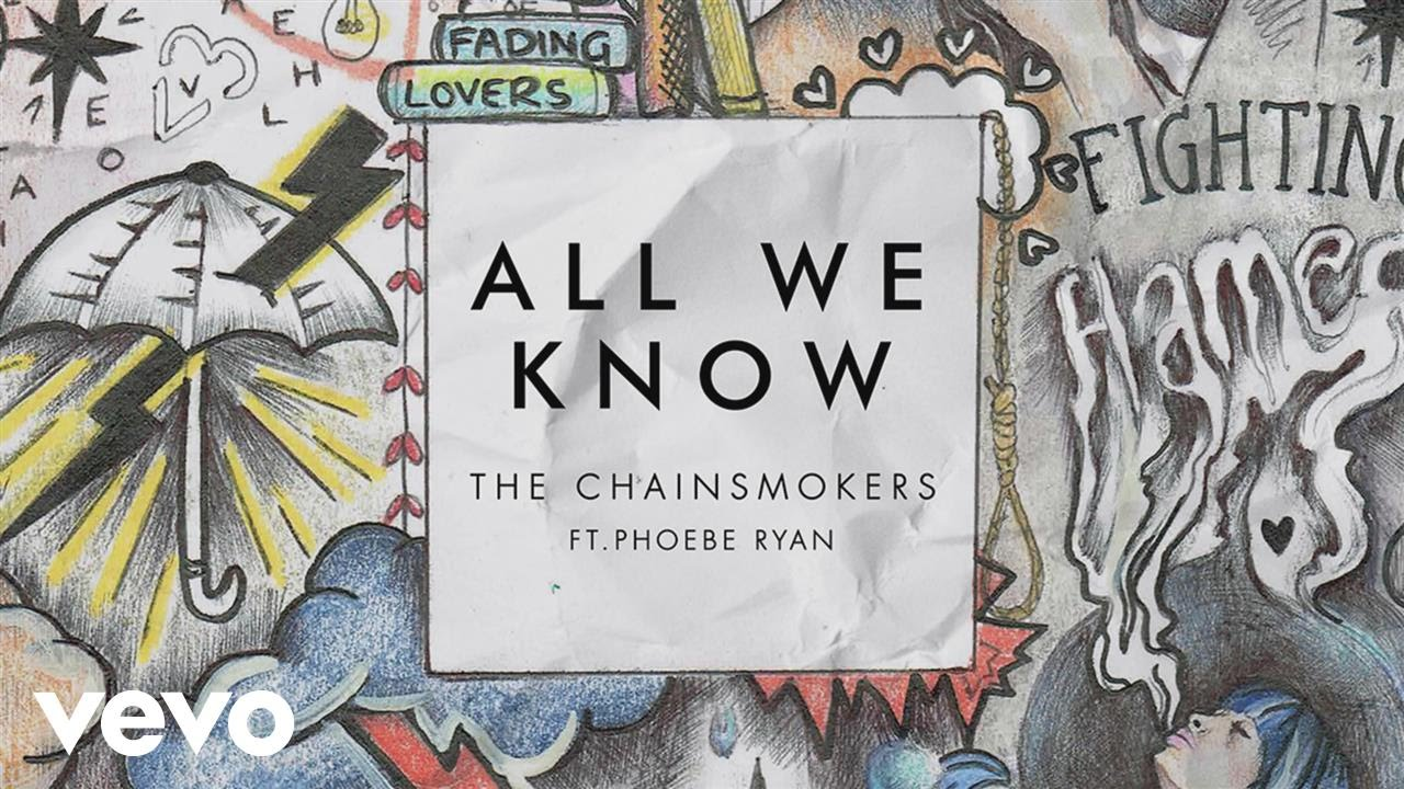 『The chainsmokers 人気曲ランキング』