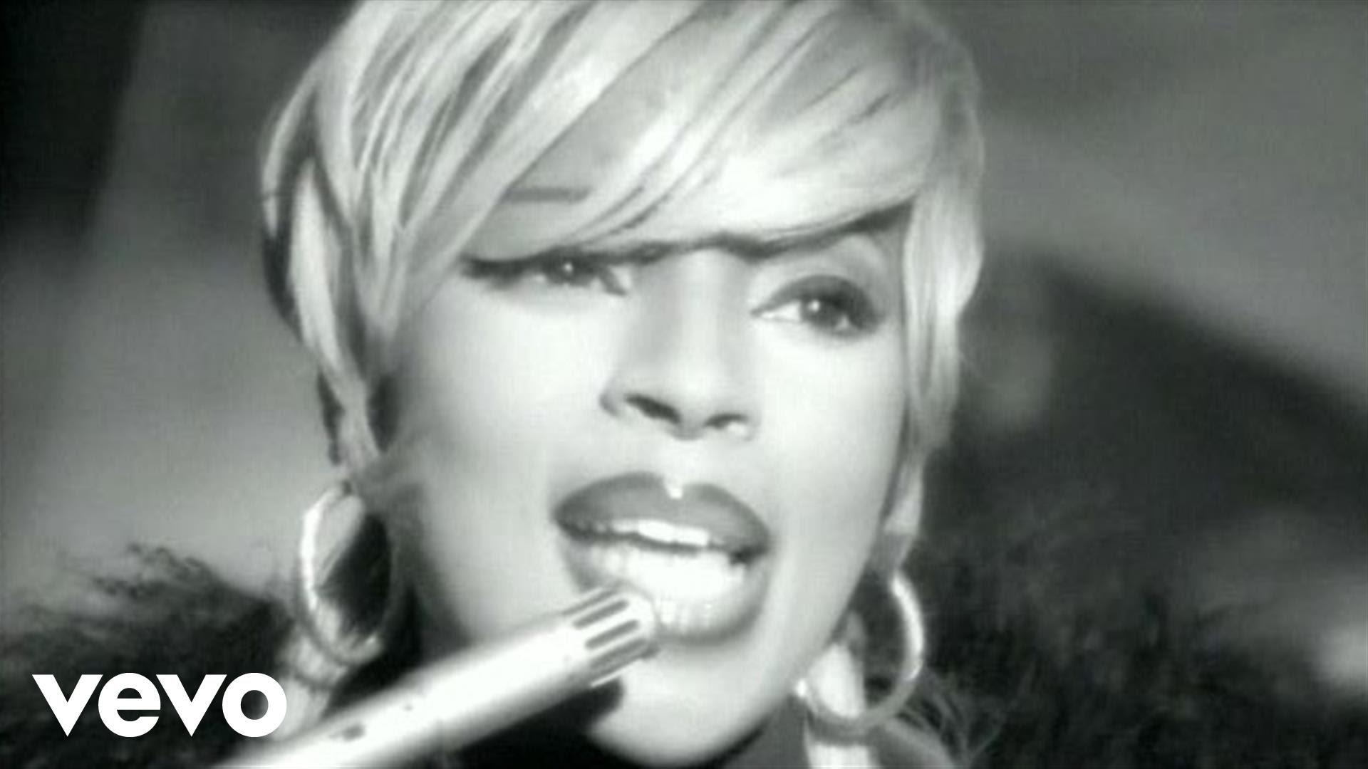 トップR&Bシンガー『Mary J. Blige メアリー・J. ブライジ 人気曲ランキング』