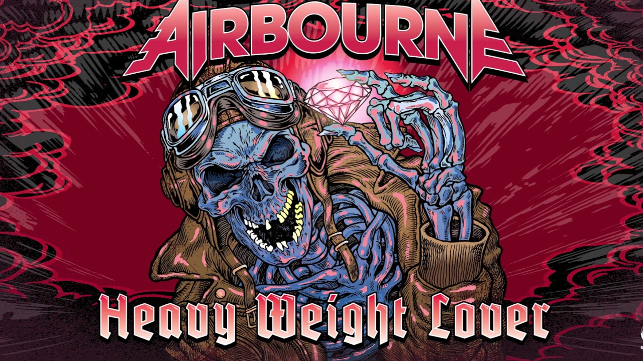 『Airbourne  エアボーン人気曲ランキング』