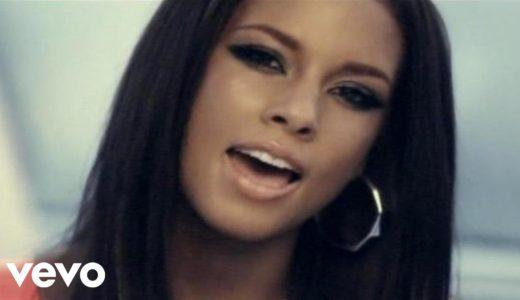 累計セールスは3,000万枚以上 Alicia Keys アリシア・キーズ 人気曲ランキング