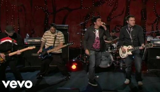 A New Found Glory ニュー・ファウンド・グローリーおすすめ人気曲ランキング